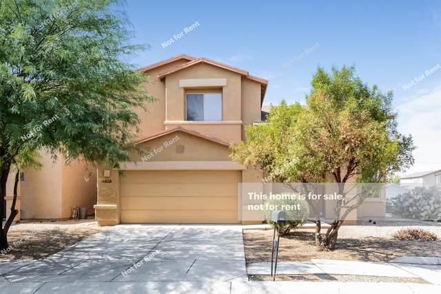 6818 S Camino De Azar, Tucson, AZ 85756 (#22025256) :: Kino Abrams brokered by Tierra Antigua Realty