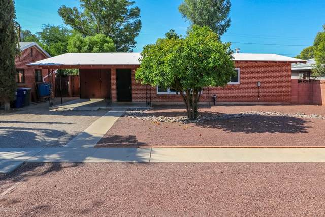 5726 E 2nd Street, Tucson, AZ 85711 (#22025258) :: Long Realty - The Vallee Gold Team