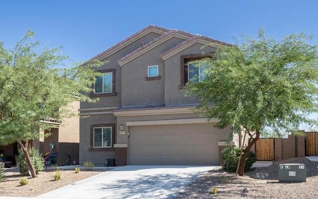 10327 S Keegan Avenue, Vail, AZ 85641 (#22025278) :: Long Realty - The Vallee Gold Team