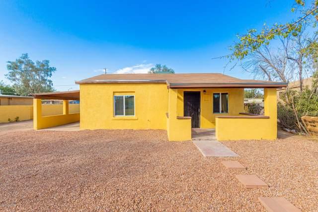 826 W Montana Street, Tucson, AZ 85706 (#22025342) :: Kino Abrams brokered by Tierra Antigua Realty