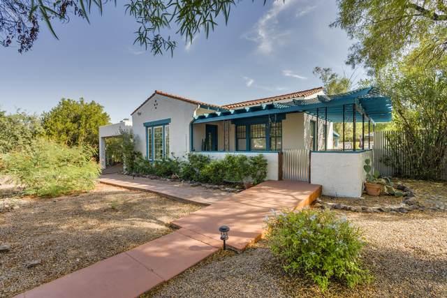 1632 E Hampton Street, Tucson, AZ 85719 (#22025347) :: Gateway Partners