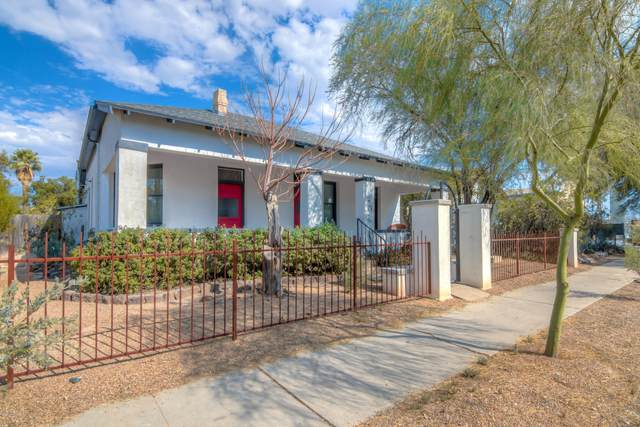 705 S 6th Avenue, Tucson, AZ 85701 (#22025348) :: Long Realty - The Vallee Gold Team