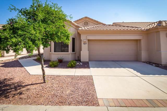 13401 N Rancho Vistoso Boulevard #127, Oro Valley, AZ 85755 (#22025357) :: Gateway Partners