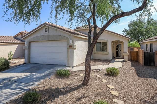 6767 W Quailwood Way, Tucson, AZ 85757 (#22025385) :: Gateway Partners