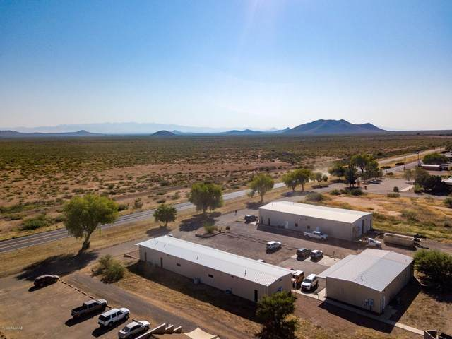 169 & 223 N Frontage Road, Pearce, AZ 85625 (#22025460) :: Gateway Partners