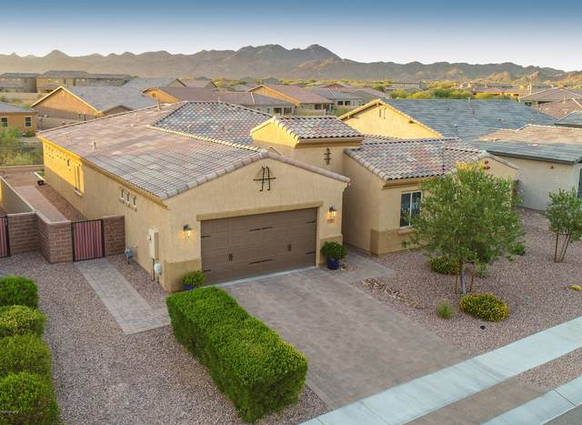 13209 N Fluffgrass Place, Oro Valley, AZ 85755 (#22025531) :: Kino Abrams brokered by Tierra Antigua Realty