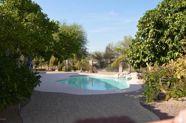 13090 N Toucan Drive, Oro Valley, AZ 85755 (#22025537) :: Luxury Group - Realty Executives Arizona Properties