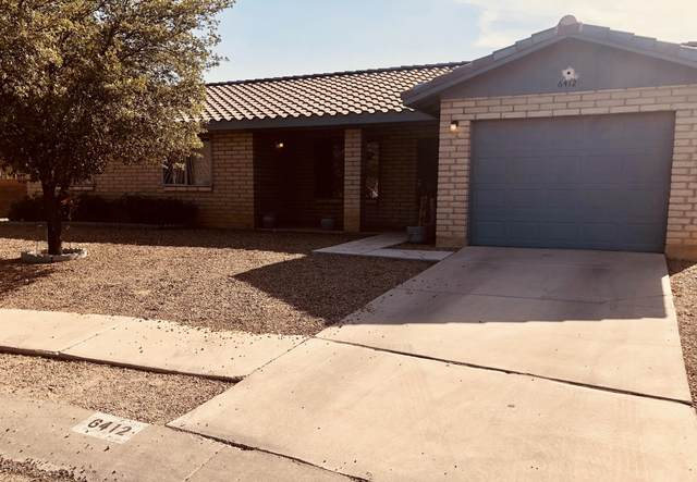 6412 S Buckaroo Loop, Tucson, AZ 85757 (#22025556) :: Long Realty - The Vallee Gold Team