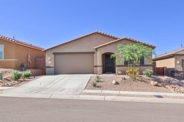 17388 S Nicholas Falls Drive, Vail, AZ 85641 (#22025561) :: Tucson Real Estate Group
