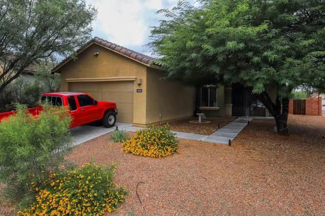 1006 S Throne Room Street, Benson, AZ 85602 (#22025567) :: Keller Williams