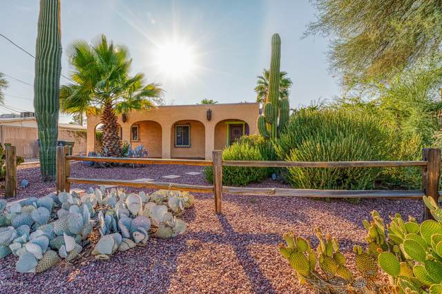 1509 N Van Buren Avenue, Tucson, AZ 85712 (#22025570) :: Keller Williams