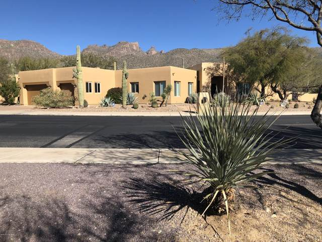 5170 N Sabino Hills Drive, Tucson, AZ 85749 (#22025590) :: Gateway Partners