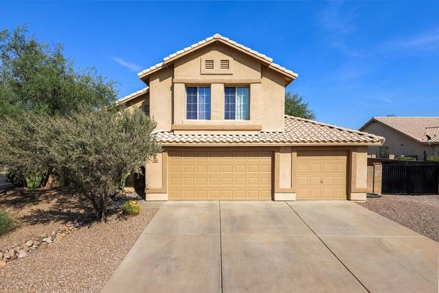 8920 N Mocha Place, Tucson, AZ 85743 (#22025597) :: Kino Abrams brokered by Tierra Antigua Realty