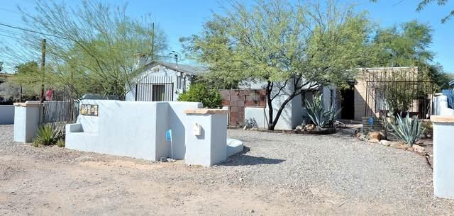 3511 E Bellevue Street, Tucson, AZ 85716 (#22025602) :: Gateway Partners