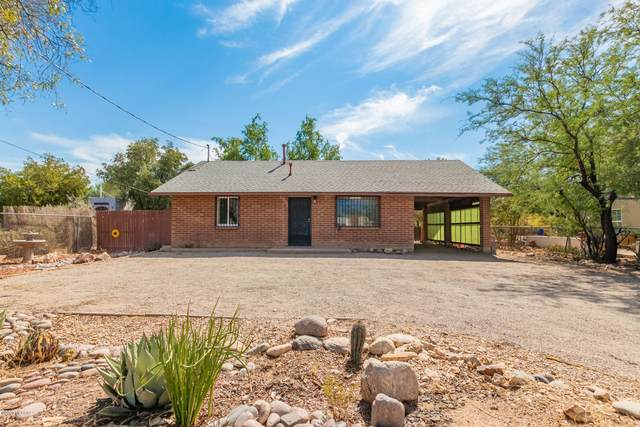 3144 E Glenn Street, Tucson, AZ 85716 (#22025609) :: Long Realty - The Vallee Gold Team