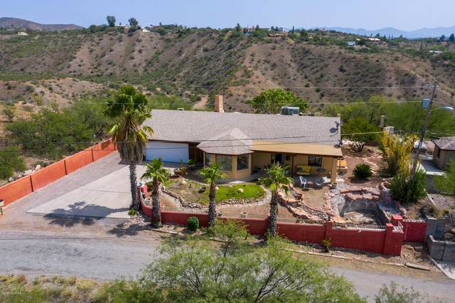 325 Valley View Drive, Rio Rico, AZ 85648 (#22025663) :: Long Realty - The Vallee Gold Team