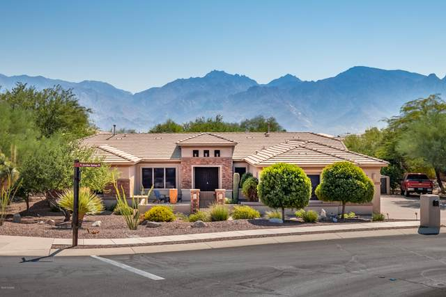 13842 N Javelina Springs Place, Oro Valley, AZ 85755 (#22025664) :: AZ Power Team | RE/MAX Results