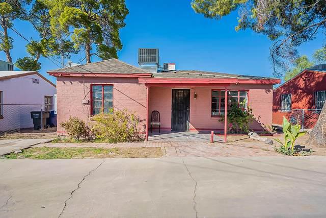 208 W Veterans Boulevard, Tucson, AZ 85713 (#22025670) :: Long Realty - The Vallee Gold Team