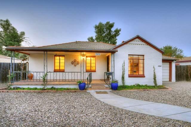 2808 E Mabel Street, Tucson, AZ 85716 (#22025676) :: Gateway Partners