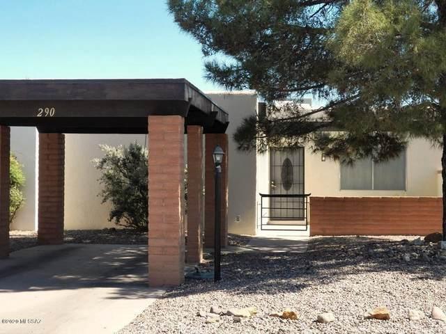290 N Paseo De Los Conquistadores, Green Valley, AZ 85614 (#22025683) :: Long Realty - The Vallee Gold Team