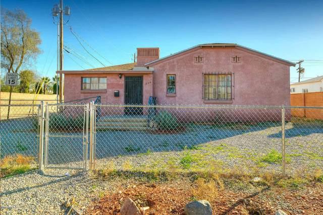 1824 E Grant Road, Tucson, AZ 85719 (#22025689) :: Tucson Property Executives