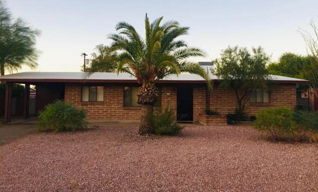 861 E Alta Vista Street, Tucson, AZ 85719 (#22025724) :: Tucson Property Executives