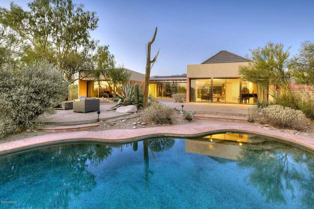 5671 N Campbell Avenue, Tucson, AZ 85718 (#22025731) :: Luxury Group - Realty Executives Arizona Properties