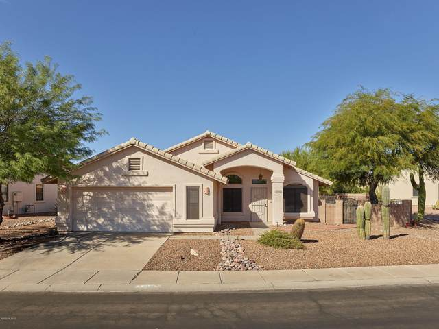 1515 E Ganymede Drive, Tucson, AZ 85737 (#22025746) :: Tucson Property Executives