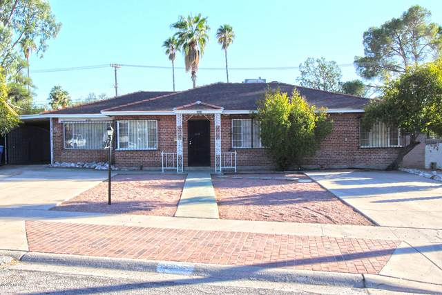 4866 E Scarlett Street, Tucson, AZ 85711 (#22025810) :: Kino Abrams brokered by Tierra Antigua Realty