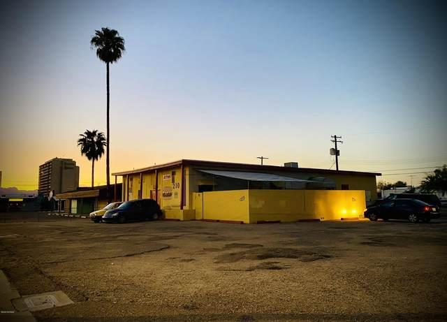 210 W Drachman Street, Tucson, AZ 85705 (#22025822) :: Tucson Property Executives