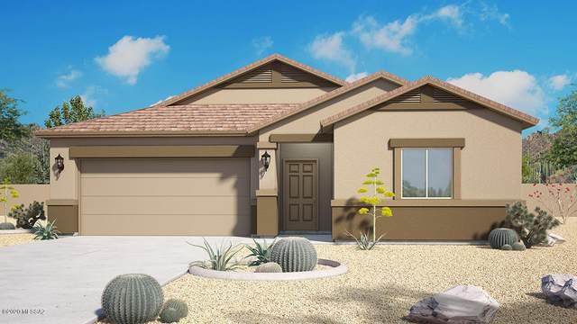 9922 N Cardon Grande Trail, Marana, AZ 85653 (#22025879) :: Gateway Partners
