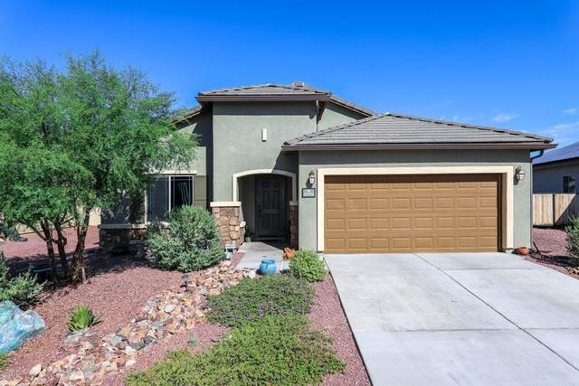 21556 E Freedom Drive, Red Rock, AZ 85145 (#22025913) :: The Local Real Estate Group | Realty Executives