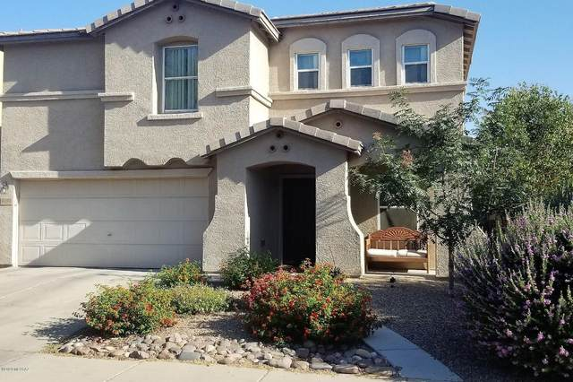 2193 W Morning Jewel Place, Tucson, AZ 85742 (#22025917) :: Long Realty - The Vallee Gold Team
