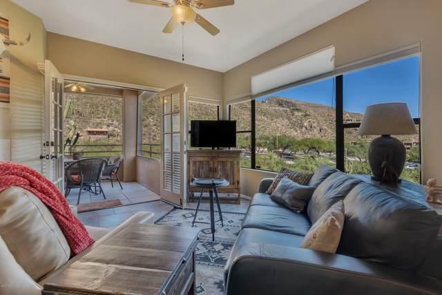 6655 N Canyon Crest Drive #23203, Tucson, AZ 85750 (#22025950) :: Tucson Property Executives