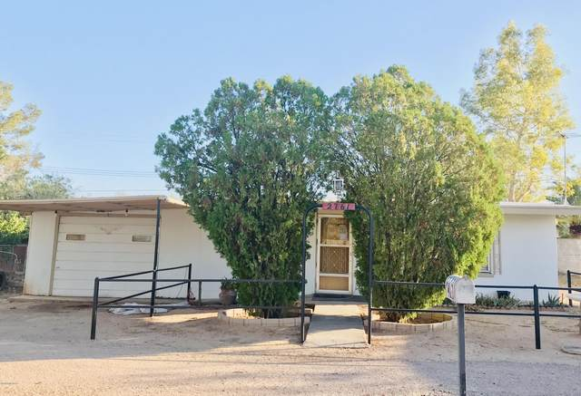 2761 W Roadrunner Road, Tucson, AZ 85746 (#22025952) :: Luxury Group - Realty Executives Arizona Properties