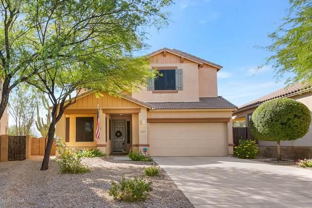 12828 N Westminster Drive, Oro Valley, AZ 85737 (#22025976) :: Luxury Group - Realty Executives Arizona Properties