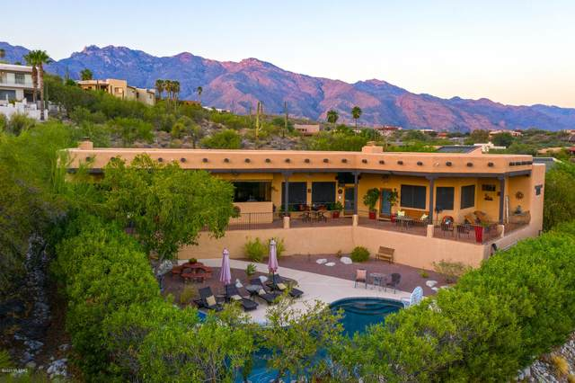 5667 N Via Salerosa, Tucson, AZ 85750 (#22026004) :: Tucson Property Executives