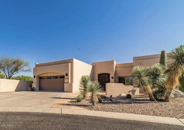 907 N Night Heron Drive, Green Valley, AZ 85614 (#22026013) :: Kino Abrams brokered by Tierra Antigua Realty