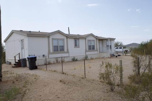 44047 E Avenida Dois Gatos, Tucson, AZ 85738 (#22026015) :: Tucson Property Executives