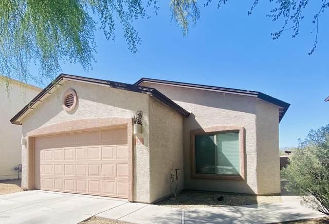 6542 S Giuliani Avenue, Tucson, AZ 85757 (#22026054) :: Long Realty - The Vallee Gold Team