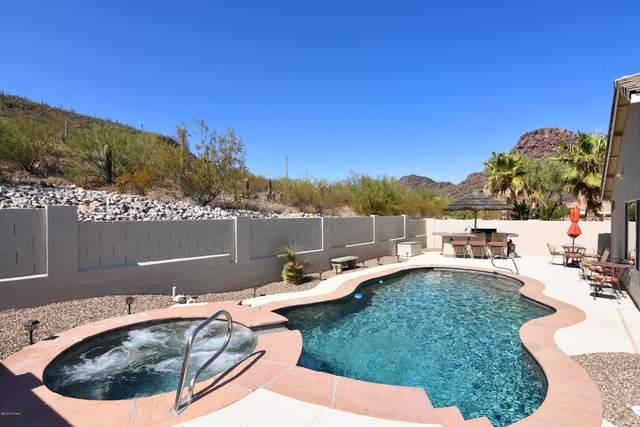 10171 N Onyx Moon Drive, Tucson, AZ 85743 (#22026079) :: Gateway Partners