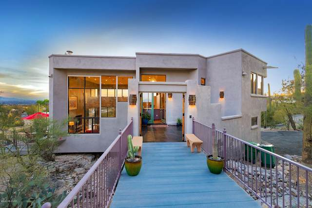 4540 E Ina Road, Tucson, AZ 85718 (#22026080) :: Luxury Group - Realty Executives Arizona Properties