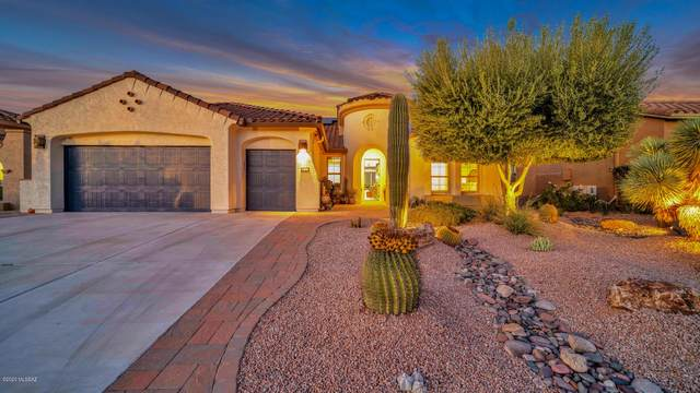 2151 E Spurwind Lane, Green Valley, AZ 85614 (#22026086) :: Kino Abrams brokered by Tierra Antigua Realty