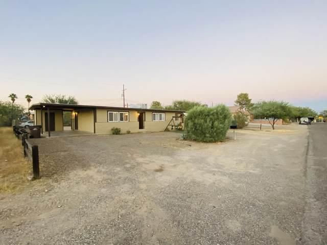 2560 W Aurora Drive, Tucson, AZ 85746 (#22026088) :: Gateway Partners
