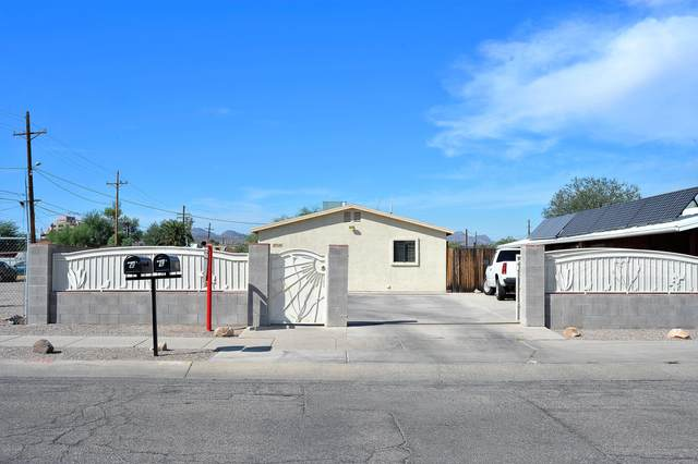 509 N Cuesta Avenue, Tucson, AZ 85745 (#22026089) :: Tucson Property Executives