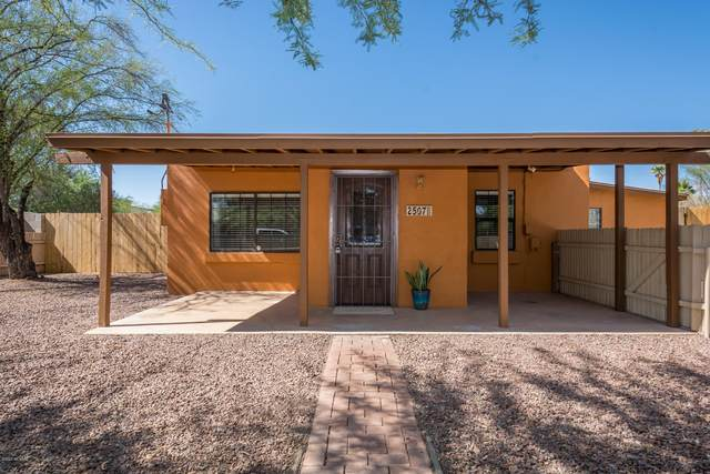 2507 N Walnut Avenue, Tucson, AZ 85712 (#22026103) :: The Local Real Estate Group | Realty Executives