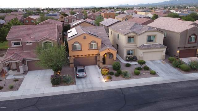 8838 N Western Red Cedar Drive, Tucson, AZ 85743 (#22026111) :: Tucson Property Executives