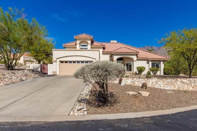 6381 E Placita Becal, Tucson, AZ 85750 (#22026122) :: Tucson Property Executives
