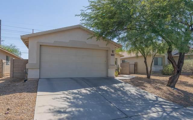 1736 E St Jonas Place, Tucson, AZ 85713 (#22026129) :: Tucson Property Executives