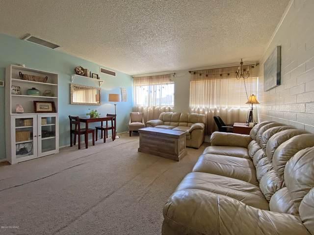 1776 S Palo Verde Avenue E 208, Tucson, AZ 85713 (#22026152) :: Keller Williams